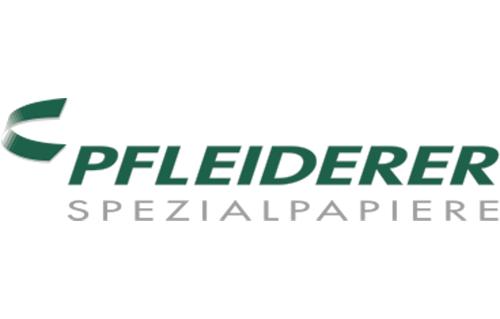 Zoekresultaten Webresultaat met sitelinks Pfleiderer Spezialpapiere logo